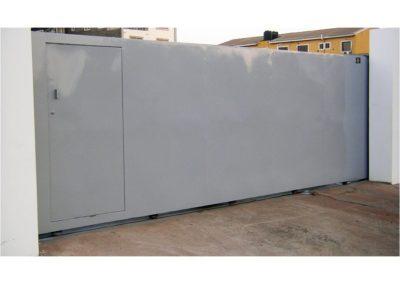 Porte Metallique Automatisee